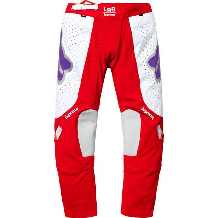 Supreme®/Fox Racing® Moto Pant (Red)