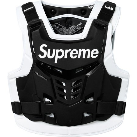 Supreme®/Fox Racing® Proframe Roost Deflector Vest (Black)