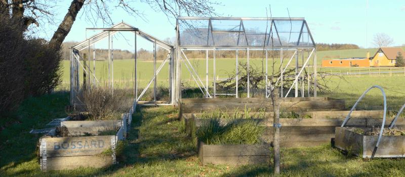 Bornholm Greenhouses Greenhouse Foundations