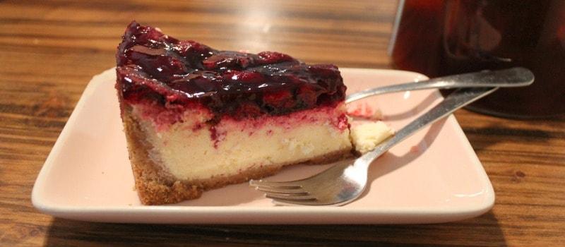 Bertels Salon Cheesecake