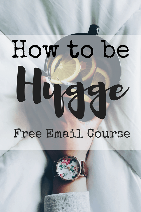 Free Email Course: How to be Hygge