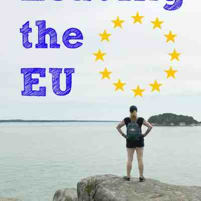 Week Fourteen Roundup: Leaving the EU, via Turku