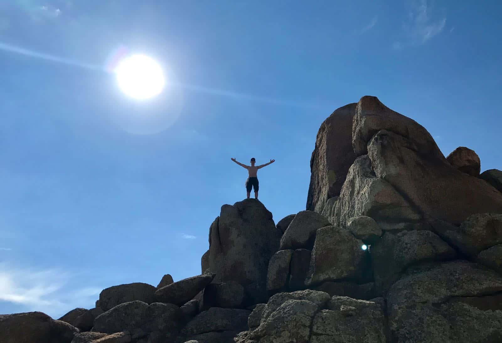 Phil Sunshine betternotstop Mongolia rocks