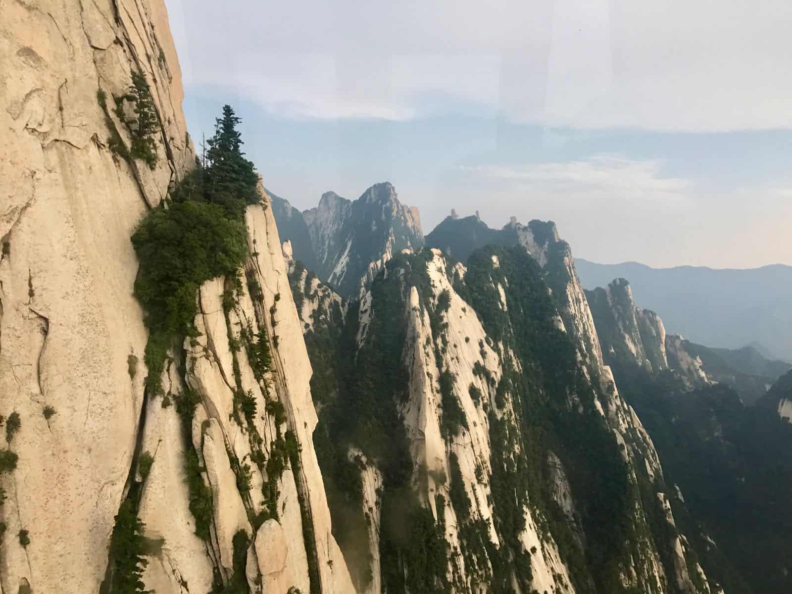 Hua Shan betternotstop China mountains