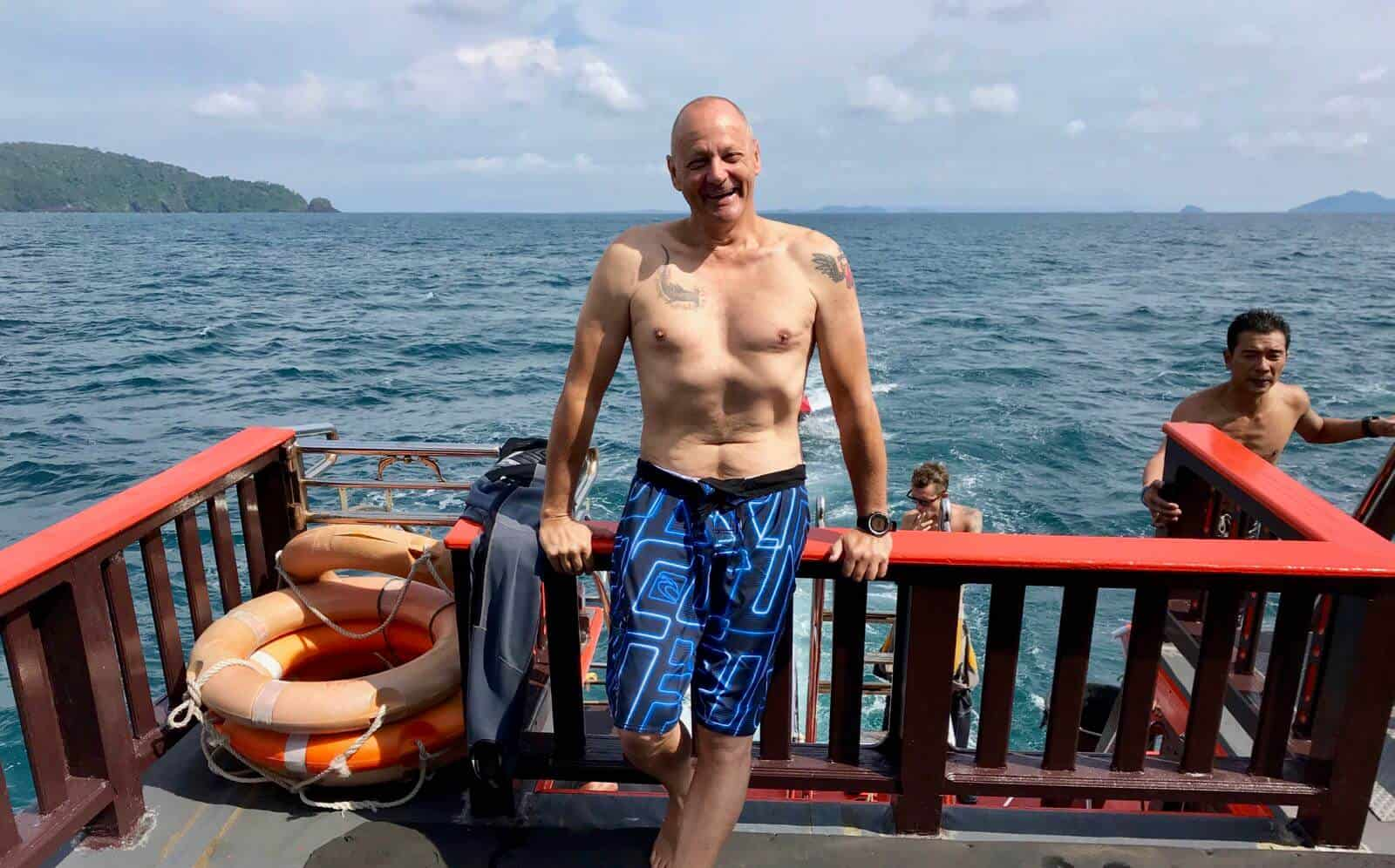 Koh Chang apnea freediving betternotstop
