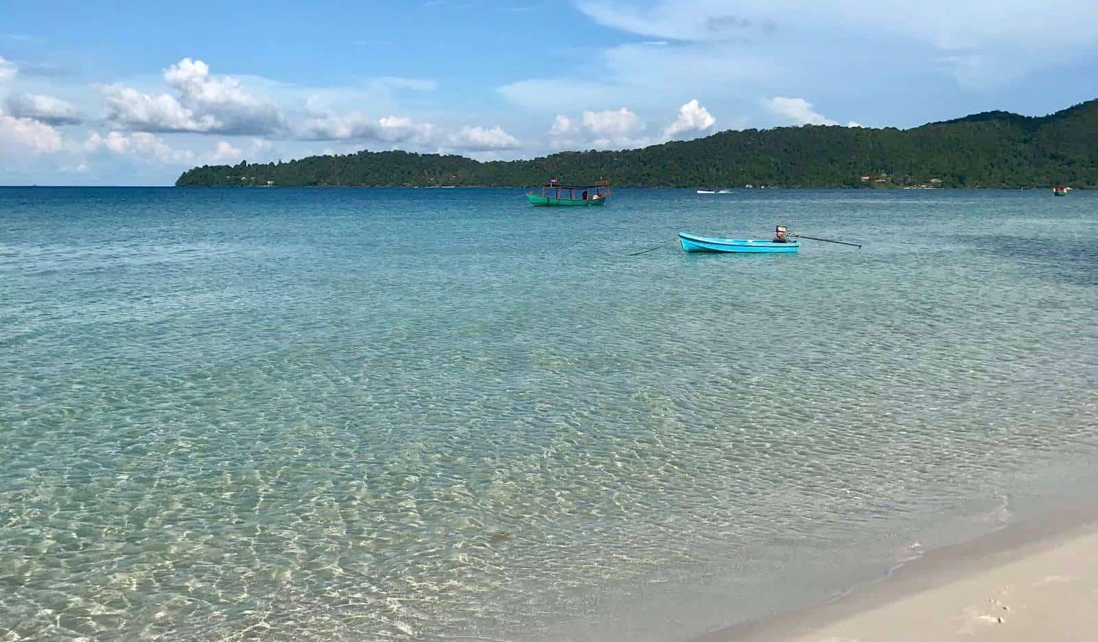 Calm Seas Koh Rong Sanloem Cambodia betternotstop