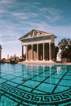 Deep Depth of Field - Hearst Castle