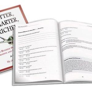 Better, Smarter, Richer workbook