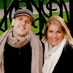 Quoin Design owners, Joshua and Qiana Rickabaugh Rich