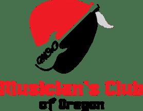 Musicians' Club of Oregon logo