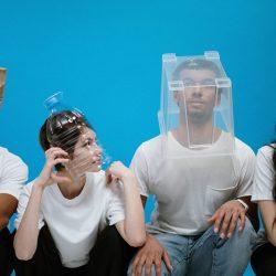 People wearing DYI masks by cottonbro