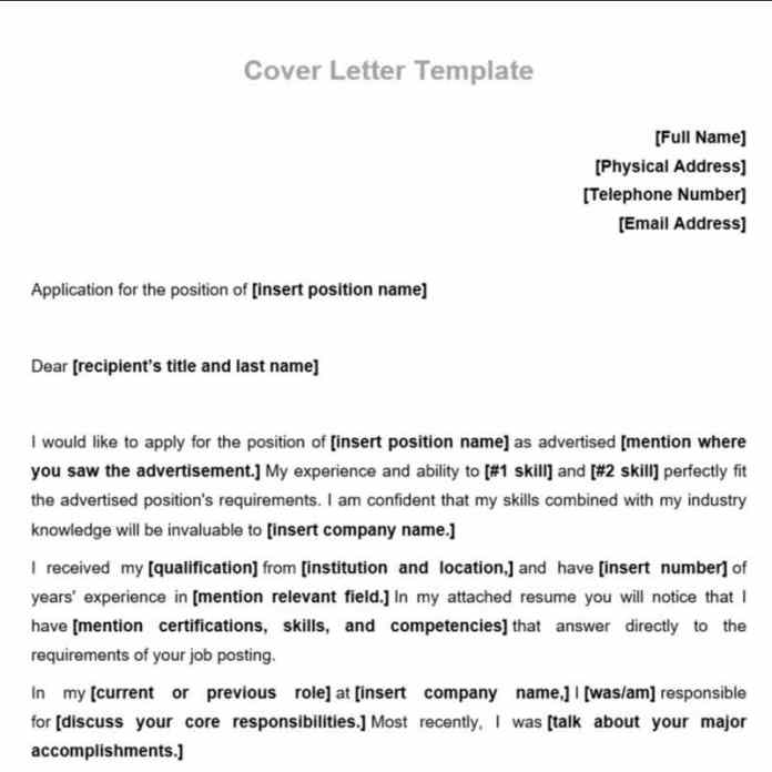 Admin Assistant Cover Letter Template Sample