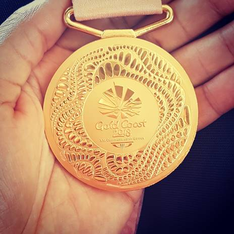 Netball Bespoke Medals available from Tower Trophies