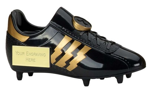 Tower Trophies Football Boot Trophy