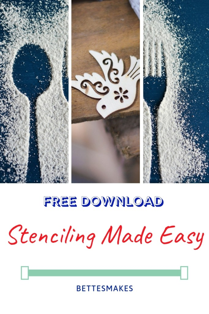 Stenciling Made Easy