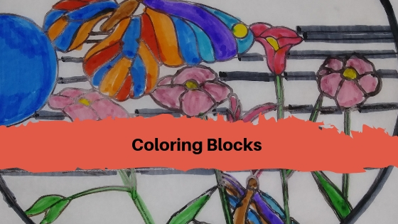 Coloring Blocks
