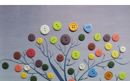 Button Art Ideas