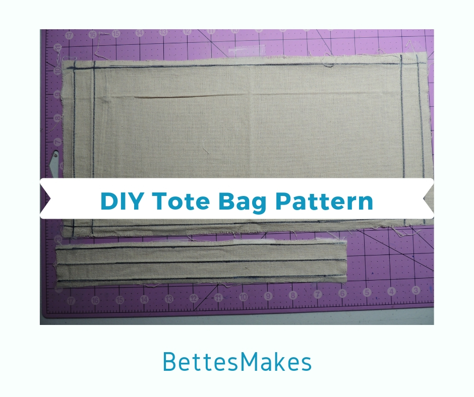 DIY Tote Bag Pattern