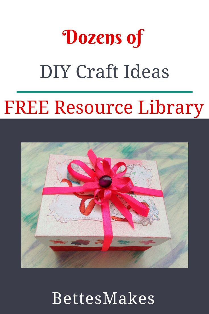 Dozens of DIY Crafts Ideas