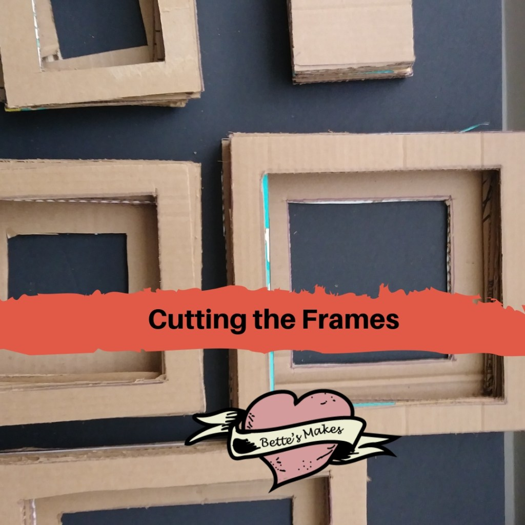Cutting the Frames