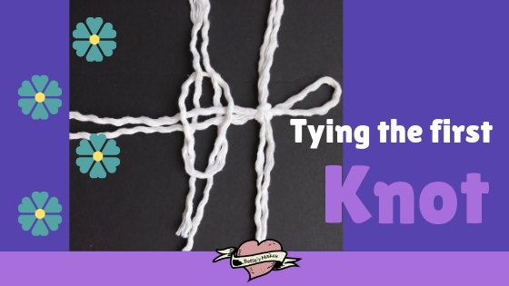 typing the first knot part 2