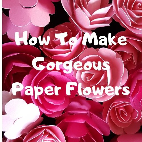 How to Make Gorgeous Paper Flowers - BettesMakes