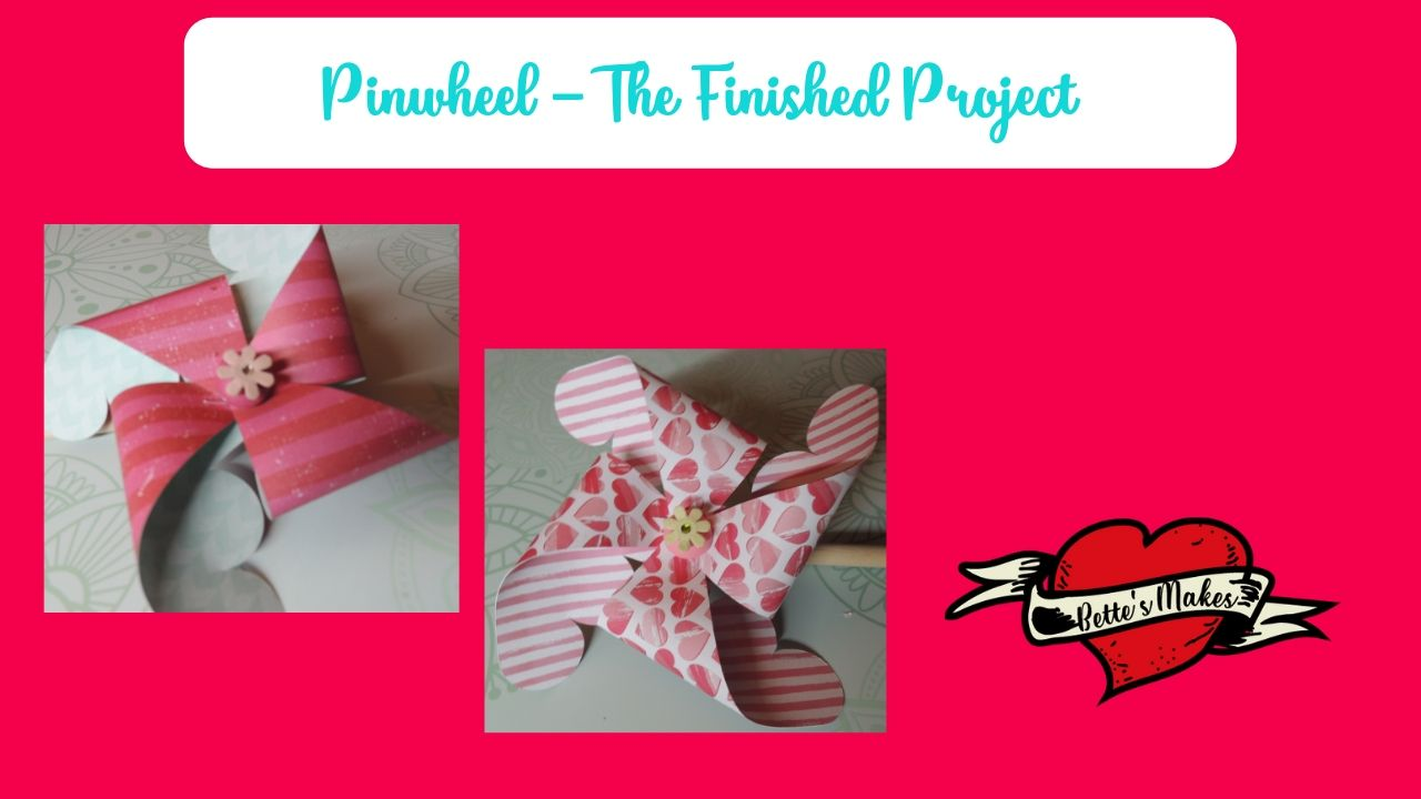 Pinwheels - The Finished Project - BetteMakes.com