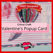 Popup Card for Valentine's Day