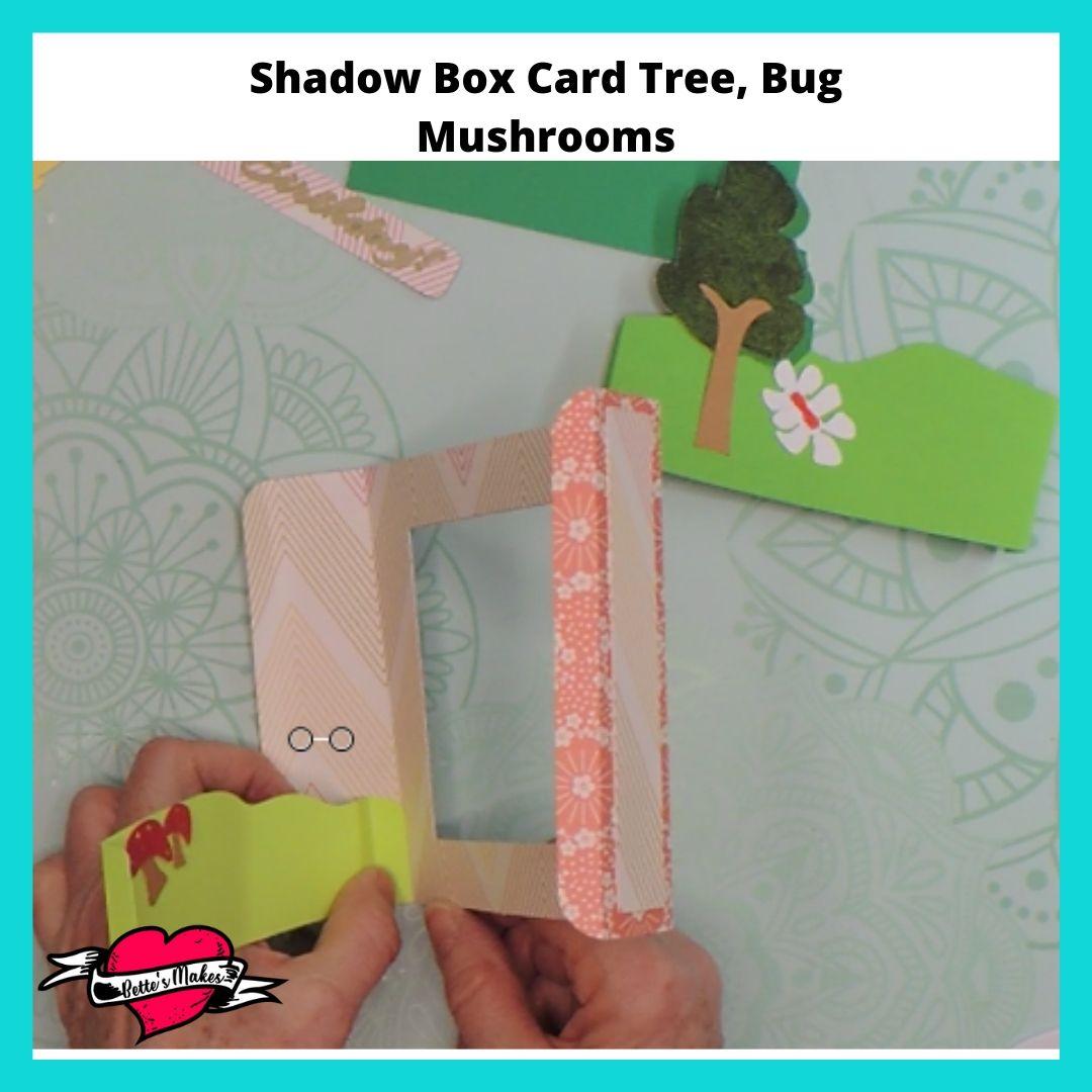 Shadow-Box-Card-Tree-Bug-Mushrooms