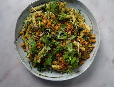 Vegan Crunch Chickpeas Recipe