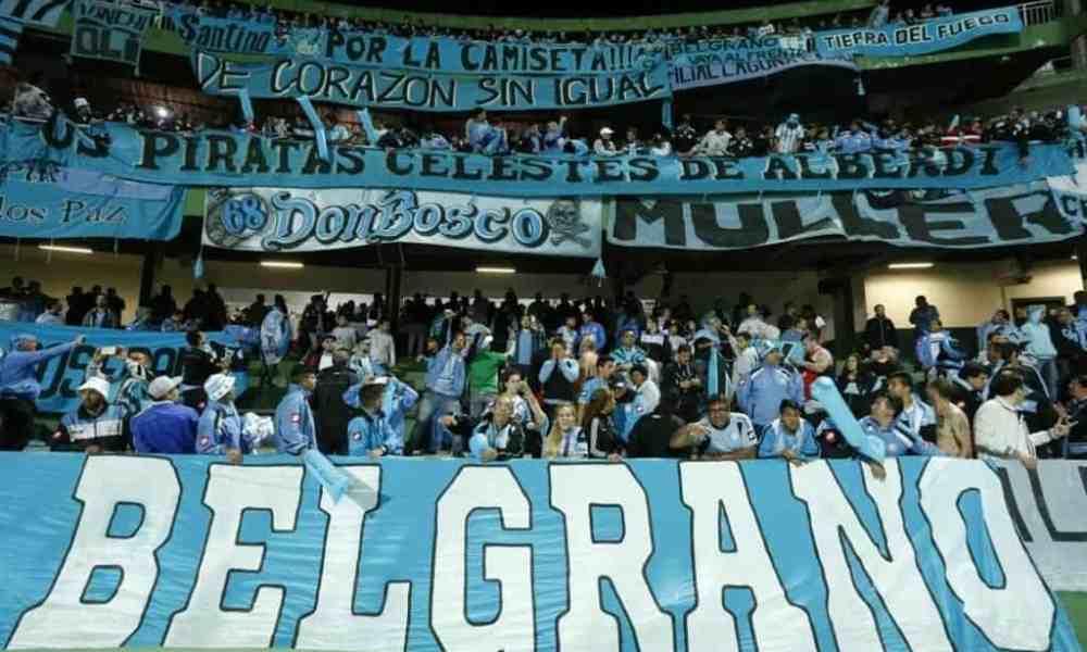 Olimpo Bahia Blanca v Belgrano - Argentina Superliga