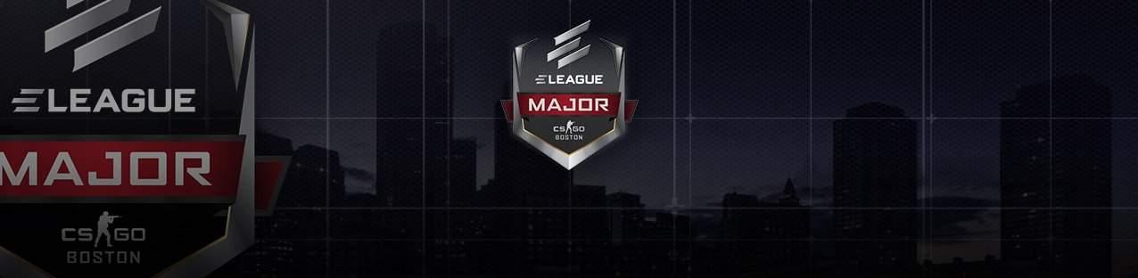 ELEAGUE Major Boston 2018