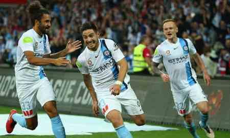 Melbourne City v Melbourne Victory - A League