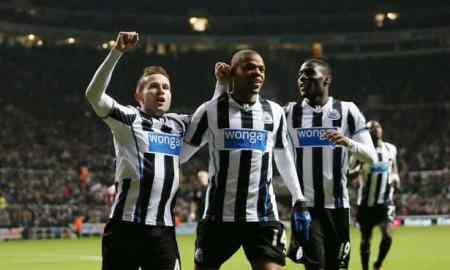 Newcastle United v Crystal Palace