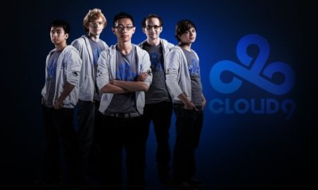 Cloud9 v Team EnVyUS