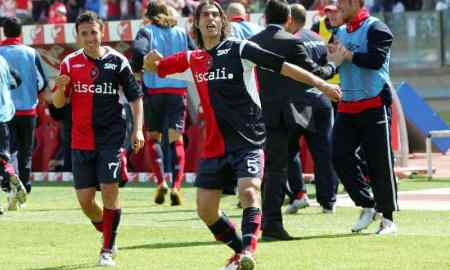 Cagliari v Sampdoria