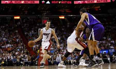 Miami Heat v Sacramento Kings - NBA