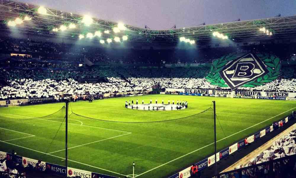 B. Monchengladbach v Wolfsburg - Bundesliga