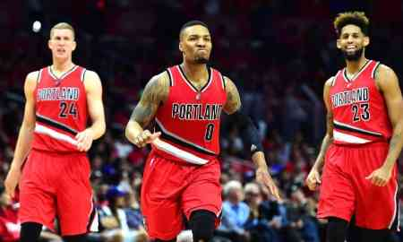 Portland Trail Blazers v Dallas Mavericks - NBA