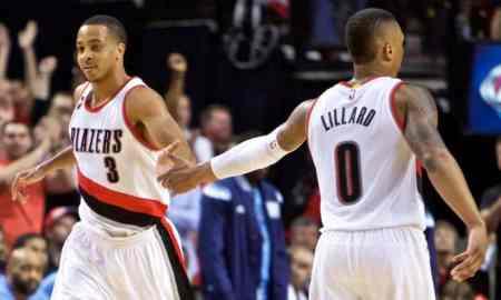 Portland Trail Blazers v Charlotte Hornets - NBA