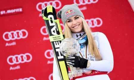 Women's Combined - St. Moritz 2017