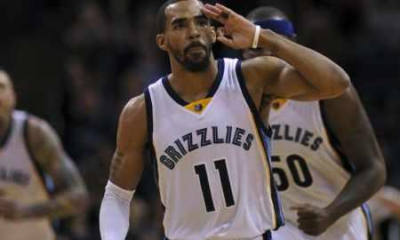 Oklahoma City Thunder v Memphis Grizzlies - NBA