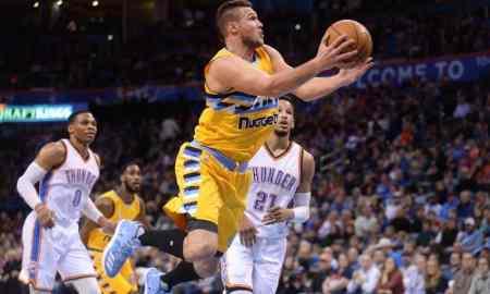 Denver Nuggets v Cleveland Cavaliers - NBA