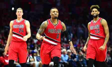 Miami Heat v Portland Trail Blazers - NBA