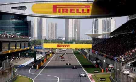 Formula 1 - Chinese Grand Prix