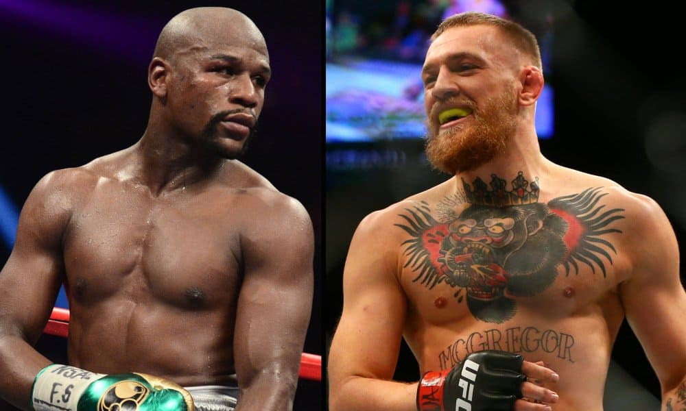 McGregor v Mayweather - MMA or Boxing ?