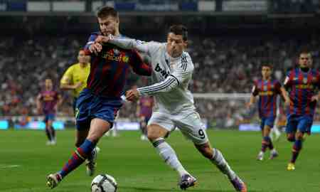 Real Madrid v Barcelona - LaLiga
