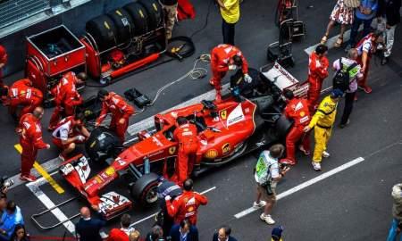 Formula 1 - Monaco Grand Prix 2017