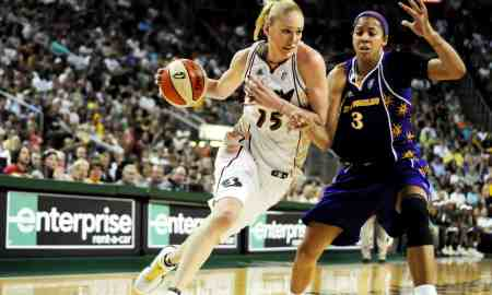Seattle Storm v Atlanta Dream - WNBA
