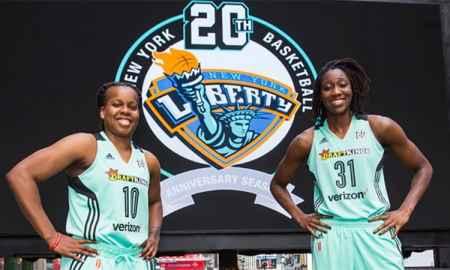 Dallas Wings v New York Liberty - WNBA